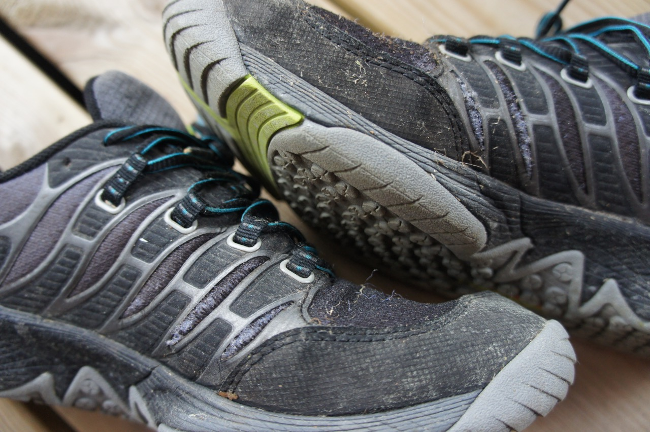 Merrell All Out Fuse Trail Running Schuh: : Schuhe