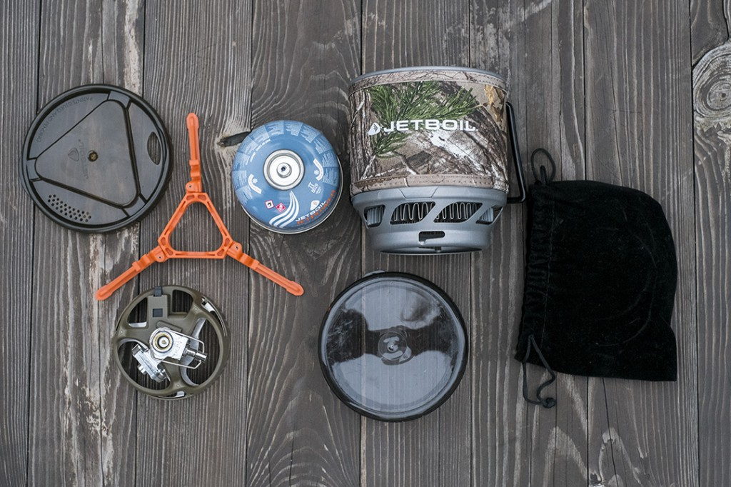 Lieferumfang Jetboil Minimo