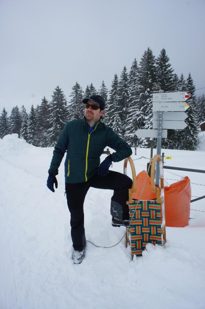 Icebreaker Helix LS im Wintertest