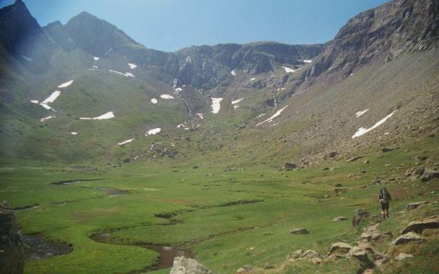 GR11 2005 - Durch die spanischen Pyrenäen
