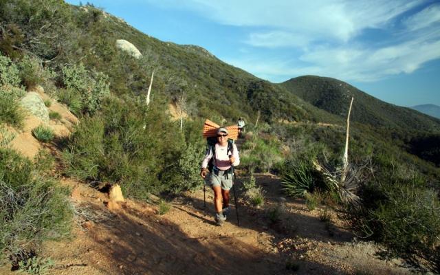 Pacific Crest Trail 2006 - Unsere ersten Schritte