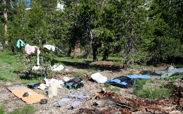 PCT 2006 -  John Muir Trail