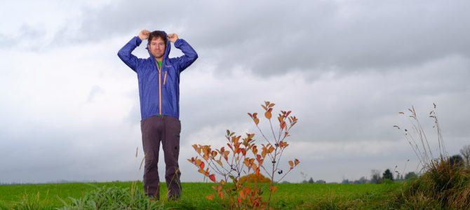 Montane Minimus 777 – Testbericht einer der leichtesten Regenjacken