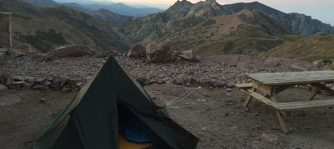 (Gastbeitrag) Testbericht DD Superlight Pyramid Tent / Pyramid Mesh Tent