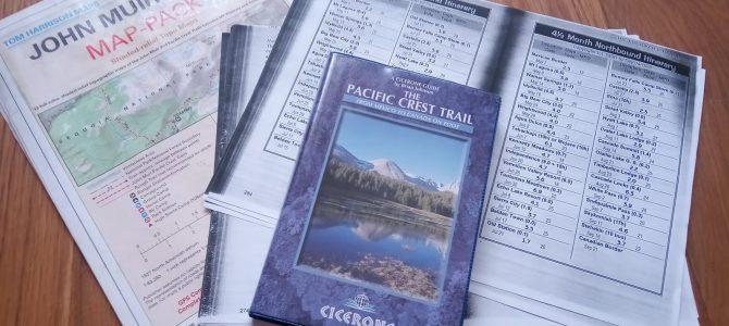 Wie lange braucht man für den Pacific Crest Trail?