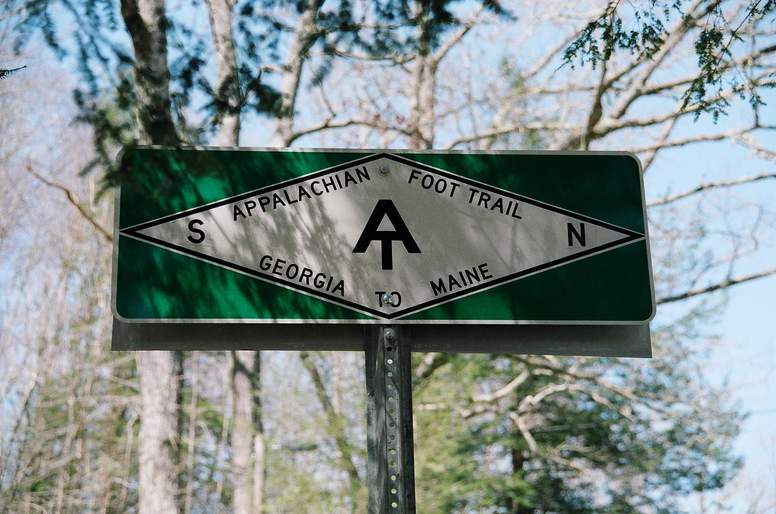 Appalachian Trail Planung