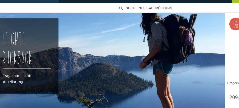 One Stop Shop 2019:  Trekking-Lite-Store.com